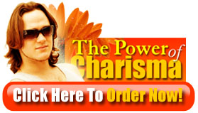 Order the Power of Charisma book